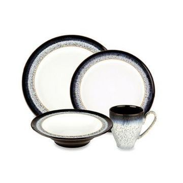 Denby Halo 4-Piece Place Setting