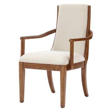 Stanley Panavista Madagascar Arm Chair (Set of 2) in Goldenrod 704-11-75