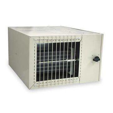 DAYTON 2HCZ4 10kW Electric Fan Coil Heater, 3-Phase, 208V