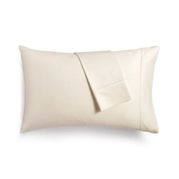 Hotel Collection 100% Supima Cotton 680 Thread Count Pillowcase Pair, Standard, Created for Macy's Bedding