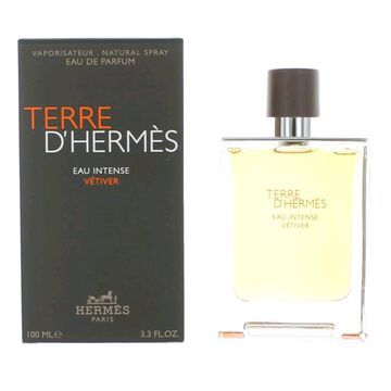 Terre D'Hermes Eau Intense Vetiver by Hermes, 3.3 oz EDP Spray for Men