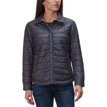 Outdoor Research Kalaloch Reversible Shirt Jacket - Women's