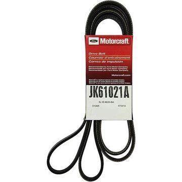 Motorcraft Serpentine Belt JK6-1021-A