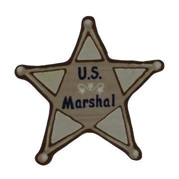 Fun Rugs Fun Time U.S. Marshal Rug