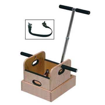 Fabrication Enterprises 55-1034 FCE Work Device Weighted Sled with T-Handle & Accessory