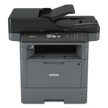 Brother Monochrome Laser Brother MFC-L5900DW Monochrome All-in-One Laser Printer, Copy/Print/Scan