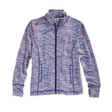 Active Zip-Up Jacket, Big Girls, Created for Macy's