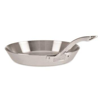 """Viking Contemporary Stainless Steel 12"""" Fry Pan"""