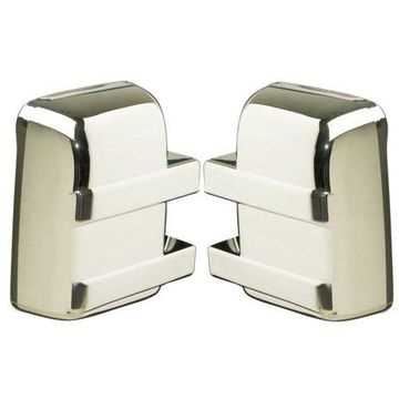 Putco 401175 Mirror Cover, Chrome