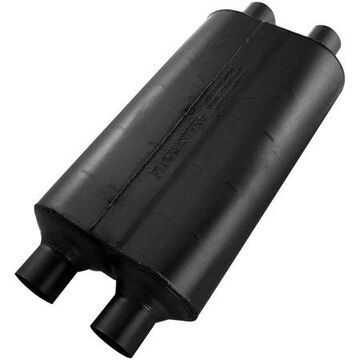 Flowmaster Super 50 Muffler - 2.25 Dual In / 2.25 Dual Out - Mild Sound