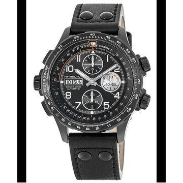 Hamilton X-Wind Auto Chrono Men's Watch H77736733 H77736733