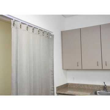 InStyleDesign Multi-Purpose Room Divider Track Kit (up to 36ft)