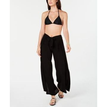 Becca Modern Muse Wrap Cover-Up Pants Women's Swimsuit