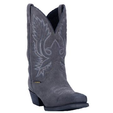 Laredo Mens Colton Western Boot, Adult, Grey