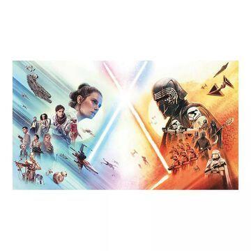 RoomMates Star Wars The Rise of Skywalker Peel & Stick Wallpaper, Multicolor