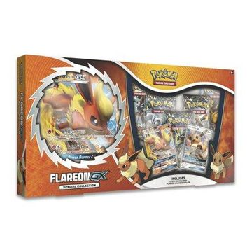 POKEMON FLAREON GX SPECIAL COLLECTION