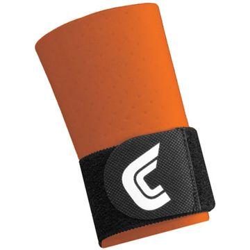 B774 Compression Wrist Sleve with Strap - Orange