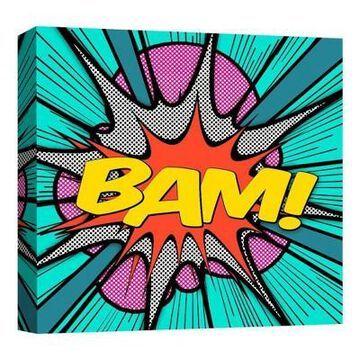 Bam! Decorative Canvas Wall Art 16