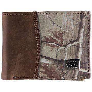 North Carolina Tar Heels Bi-Fold Camo Wallet