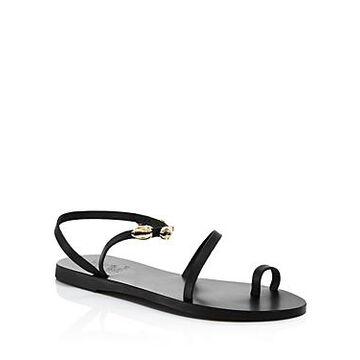 Ancient Greek Sandals Women's Apli Strappy Shell Sandals