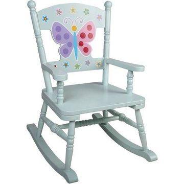 Wildkin Butterfly Garden Rocking Chair