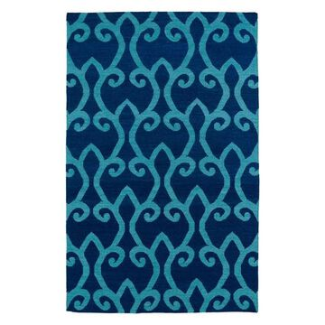 Kaleen Glam Collection Rug, 5'x8'