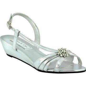 Touch Ups Women's Geri Silver Metallic