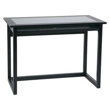 Meridian Computer Desk Black - Office Star