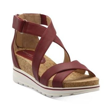 Adrienne Vittadini Chita Sandals Women's Shoes