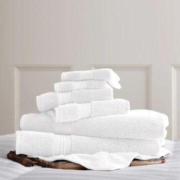 Amrapur Overseas 700 GSM 100-percent Cotton 6-piece Towel Set