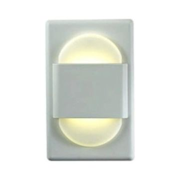 Alico One Stair Light, Choose Finish: 30: White