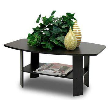 Furinno Simple Design Coffee Table, Espresso