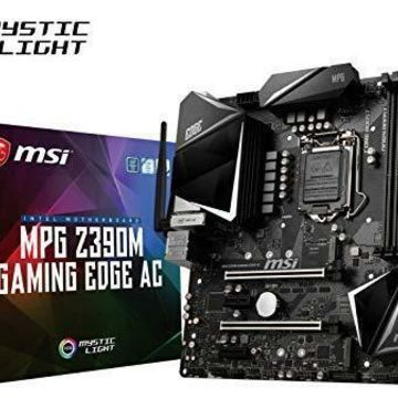 Msi Z390MEDGEAC Mpg Z390m Gaming Edge Ac