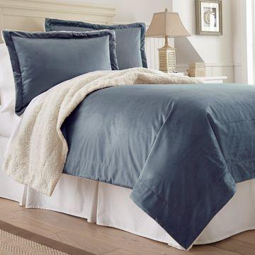 Amrapur Overseas 3-piece Mink/ Sherpa Comforter Set