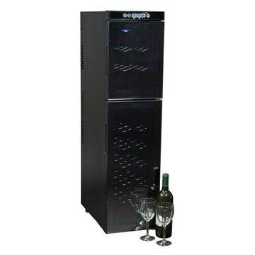Koolatron Dual Zone Wine Chiller