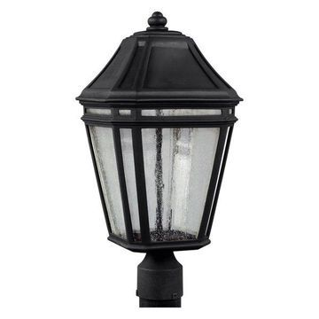 Feiss LED Outdoor Post, Black