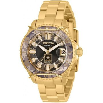 Invicta Men's 31857 'Army' Stainless Steel Watch - Multi