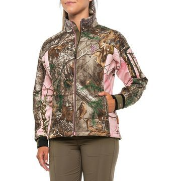 Browning Hells Belles Soft Shell Jacket (For Women)