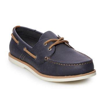 SONOMA Goods for Life Kutcher Men's Boat Shoes