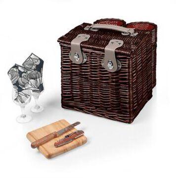 Picnic Time Vino Wine & Cheese Basket