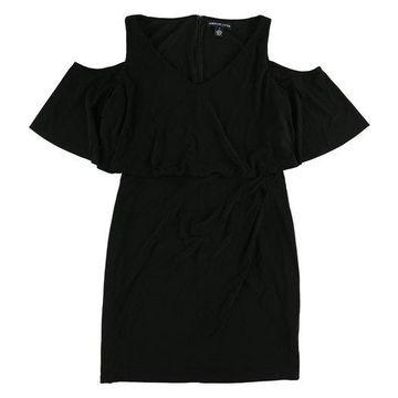 American Living Womens Popover A-line Dress