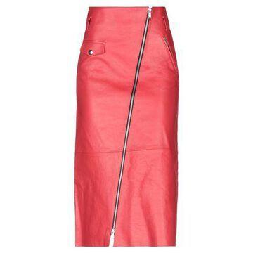 SONIA RYKIEL 3/4 length skirt