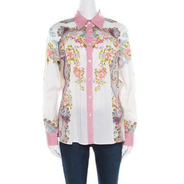Etro Multicolour Cotton Tops