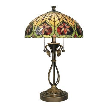 Dale Tiffany Leilani Table Lamp
