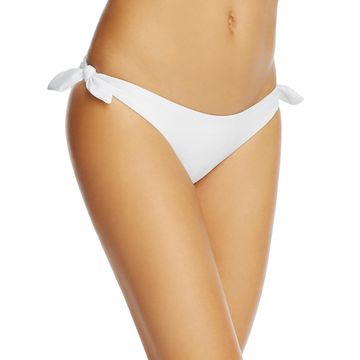Minkpink Womens Mantaray Hipster Tie Swim Bottom Separates