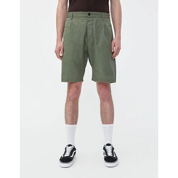 Gerald Poplin Short in Dollar Green