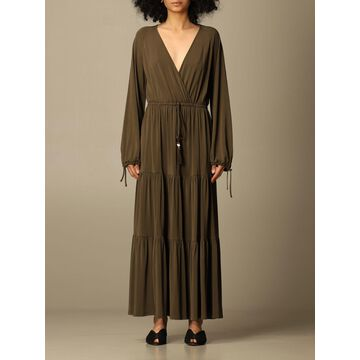 Max Mara dress in crepe viscose jersey