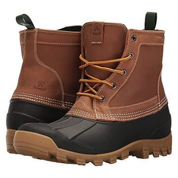 Kamik Yukon 5 (Tan) Men's Cold Weather Boots