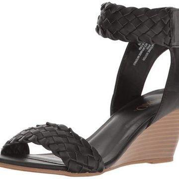 XOXO Women's Sonnie Wedge Sandal