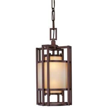 Minka Metropolitan Underscore 2 Light Mini Pendant
